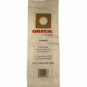 Bissell Commercial Oreck Vacuum Bag, 10/Pacl