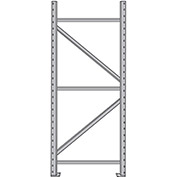 STEEL KING Upright Frame for Boltless Pallet Racks - 42x96""