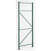 "STEEL KING Upright Frame for Boltless Pallet Racks - 42x144"" - 36,900-lb. Capacity"