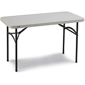 RELIUS SOLUTIONS Economical Folding Table - 48x24""