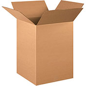 "Corrugated Boxes - 15x15x24"", 20/Pk"