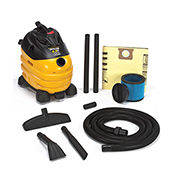 Shop-Vac® Portable Wet Dry Vacuum, 10 Gallon 6.5 Peak HP