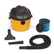 Shop-Vac® Wet Dry Vacuum, 2.5 Gallon 2.0 Peak HP