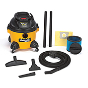 Shop-Vac® Wet Dry Vacuum, 6 Gallon 3.0 Peak HP
