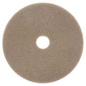 "20"" Burnisher Pad, High Freq., Soft to Medium Finish, 5/Case, 403620"