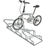 KD Bike Rack, Single Sided Version, 6-Bike Capacity