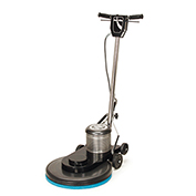 "Powr-Flite C1600-3 1.5 Hp 20"" Pad 1600 RPM Burnisher - Metal"
