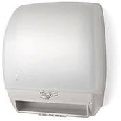 PALMER FIXTURE Electra Hands-Free Electronic Towel Dispensers - White