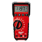 Milwaukee Digital Multimeter