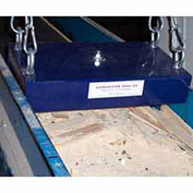 "24""W Conveyor Magnet"