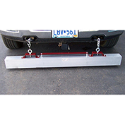 "48"" W Load Release Roadmag Magnetic Sweeper"