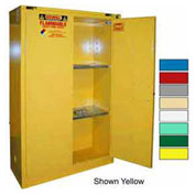 45-Gallon, Self-Close Flammable Cabinet Beige
