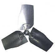 "Airmaster Fan 70843 24"" Stainless Steel Propeller"