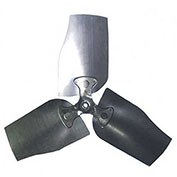 "Airmaster Fan 72401 30"" Stainless Steel Propeller"