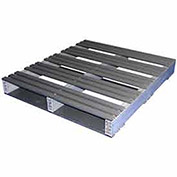 Rackable Extruded Plastic Pallet, 36x32""