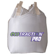 EcoTraction™ ET909X-T PRO Winter Traction Large Grit Bulk 2000Lb Tote