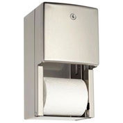Bobrick® B-4288, ConturaSeries® Surface Mounted Multi-Roll Tissue Dispenser