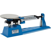 "Adam Equipment Triple Beam Balance 610g x 0.1g 6"" Diameter Platform"