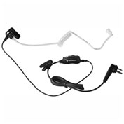 Motorola 1-Wire Surveillance Earpiece with In-line Clip PTT Mic
