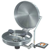 Guardian Equipment G1750BC Eye/Face Wash Wall Mounted Stainless Steel Bowl and Cover