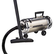 Metropolitan® Compact Canister Vacuum with HEPA Filter, 4.0 HP 11.25 Amps