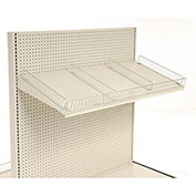 "Wire Shelf Divider, 16""L  x 3""H"