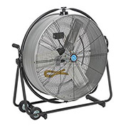 "30"" Orbital Tilt Portable Blower Fan, Direct Drive"