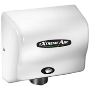 American Dryer ExtremeAir High Speed Compact Hand Dryer, GXT9-M, Steel White Epoxy