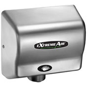 American Dryer ExtremeAir W/ ECO No Heat Technology, EXT7-C, Steel Satin Chrome