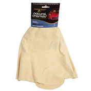 Tanner's Select Natural Chamois, 4 Sq. Ft., 6/Pk