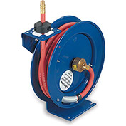 "COXREELS Performance Series Self-Retracting Air/Water Reel - Hose Inside Diameter 3/8"" - 50' Hose"