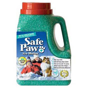 Safe Paw 51818 Ice Melt 8-1/3 lb. Jug - 6 Jugs/Case
