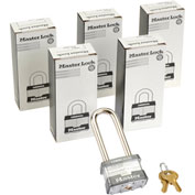 Master Lock® General Security Laminated Padlocks - Pkg Qty 3