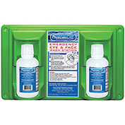 Physicians Care, 16 oz. Double Bottle Eyewash Station