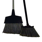 Angle Broom with Metal Handle, Plastic Bristles