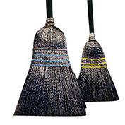 Warehouse/Black Poly Broom