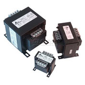 Acme AE Series AE030075, 75 VA, 240 X 480 Primary Volts, 24 Secondary Volts