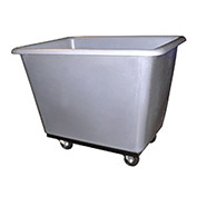 Gray Poly Box Truck 7 Bushel Capacity