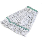 Carlisle® Flo-Pac® Medium Green Band Mop - Pkg Qty 12
