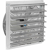 "30"" Exhaust Ventilation Fan With Shutter, 2-Speed"