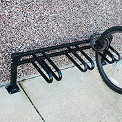 VESTIL Bike Rack - Holds 3 Bikes