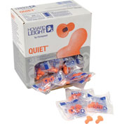 Howard Leight® By Honeywell Quiet Multiple Use Uncorded Earplug, 100/Box