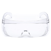 Tour-Guard V Protective Eyewear, Clear, 100/Case