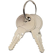 2 Replacement Keys for Models 607294 and 607295