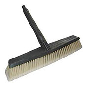 """AR North America PW3200 Siding Deck Broom with 20"""" Fixed Extension with Adapters"""