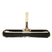Medium Sweep Push Broom - Pkg Qty 4
