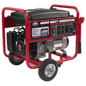All Power Portable Generator with Wheel Kit, 4000W