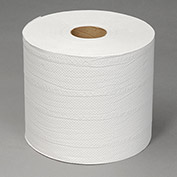 Center-Pull Paper Towels - 550'/Roll, 6 Rolls/Case