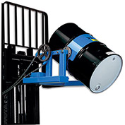 MORSE Manual Forklift Carrier Drum Lifts - Heavy-Duty