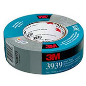 "3M Tartan 3939 Cloth Duct Tape - T98739393PK - 9 Mil - 2"" x 60 Yard Roll"
